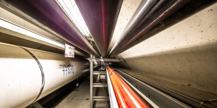 Grootschalige opslag van duurzaam geproduceerde waterstof in de leidingenstraat