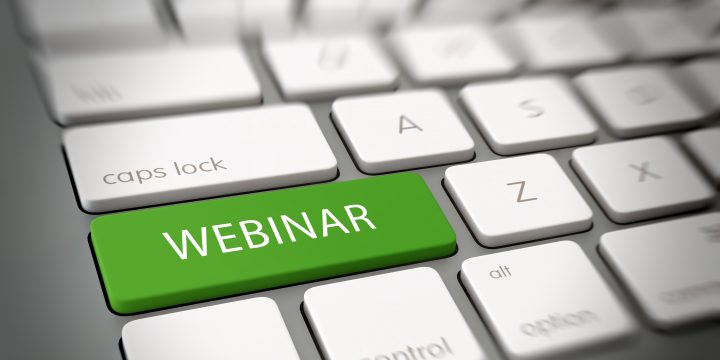 SAVE THE DATE: BIG Webinar