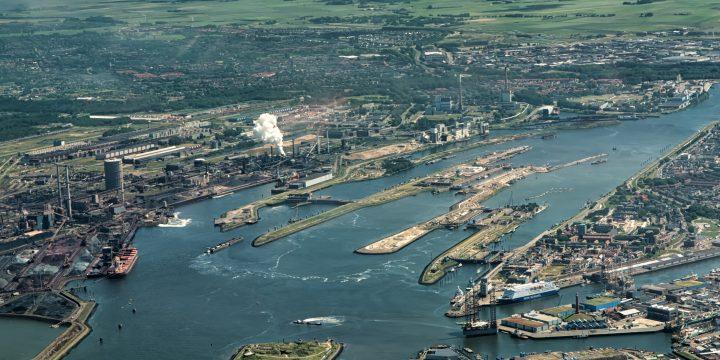 Onderzoek naar regionale waterstofinfrastructuur door Gasunie en Port of Amsterdam van start